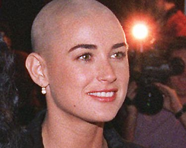 Congratulate, warner madrigal shaved head for the